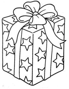 grand cadeau de noel coloration - Christmas coloring pages - Christmas Present Coloring Pages, Christmas Coloring Sheets, Printable Christmas Coloring Pages, Christmas Colors, Christmas Art, Christmas Presents, Kids Presents, Christmas Templates, Christmas Printables