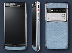Vertu Signature Touch unboxing with Review