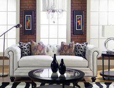 Temple Furniture - Chesterfield Sofa