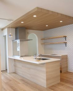 Apartment Interior, Kitchen Interior, Room Interior, Kitchen Decor, Kitchen Design, My Home Design, Home Office Design, House Design, Cob House Plans