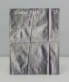 Dieter Roth: Gesammelte Werke, band 17