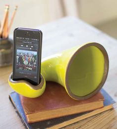 Ceramic Cell Phone Speaker