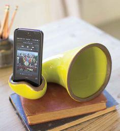 Ceramic Cell Phone Speaker