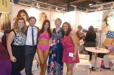 The guys and gals at Moda Exhibitions