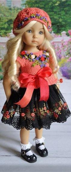 Beautiful doll!