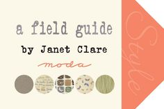 Hangtag A Field Guide