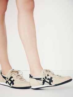new concept 857b2 d41d4 Onitsuka Tiger by Asics Serrano Runner at Free People Clothing Boutique  Sommarskor, Skor Sneakers,