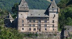 Château de Messilhac - Cantal - France