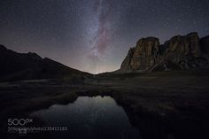 dark night in the Dolomites  wonderful dark night in the Dolomites. No moon So very fast lens needed...  Camera: Canon EOS 5D Mark IV Lens: 14mm F1.8 DG HSM | Art 017  Join the Milky Way Group http://ift.tt/2sf2DTT and share your Milky Way creations or findings with the world! Image credit: http://ift.tt/2zANReY Don't forget to like the page or subscribe for more Milky Imagery!  #MilkyWay #Galaxy #Stars #Nightscape #Astrophotography #Astronomy