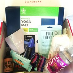 May 2016 Popsugar Musthave box