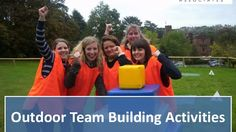 Team building activities help with developing better workplace relationships that ultimately have a positive impact on company processes and goals. We create...