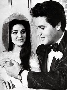 Elvis Presley Wedding - Bing Images