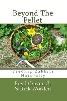 Whether you have pet rabbits, show rabbits, fiber rabbits or a small meat rabbit herd, you already know how expensive feed prices are getting. This book will pay for itself many times over in feed savings alone. It will also enable you to go confidently into a natural feeding program, bettering your rabbit's health and happiness. http://www.amazon.com/gp/product/B00FZF1FCW/