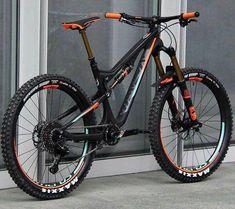 Scott Enduro MX Motocross DH Fahrrad Hose blau//orange 2018