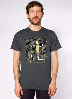 T-Shirt: Jane Goodall