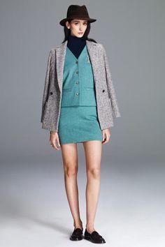 Lyn Devon Fall 2013 RTW Collection - Fashion on TheCut