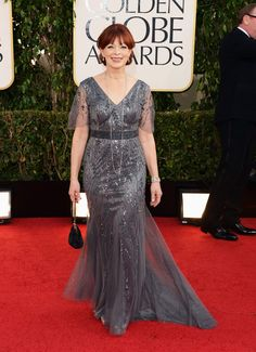 4e4b44f877e Frances Fisher at the 2013 Golden Globes