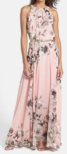 print chiffon maxi dress http://rstyle.me/n/wenripdpe - absolutely gorgeous!