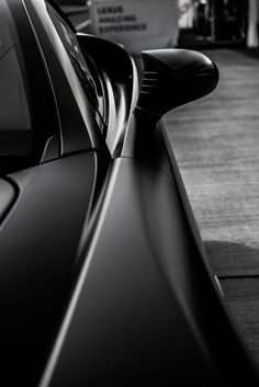 Awesome lines of the new designed Lexus.