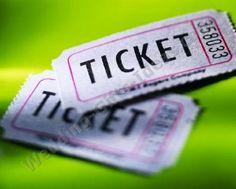 Tickets - First Wedding Anniversary Gift Ideas