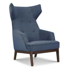 Einzelsessel stoff  Sessel Relaxsessel Schaukelsessel Ritmo Vintage Braun Neu KARE ...