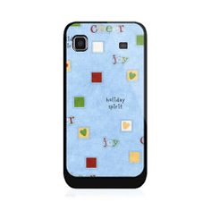 Heart in Squares Samsung Galaxy S Case