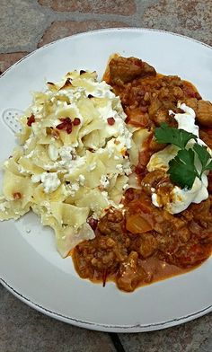 Cheddar, Cauliflower, Bacon, Yummy Food, Vegetables, Cooking, Recipes, Kitchen, Cauliflowers