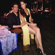 Katrina Kaif with designer Manish Malhotra in the Maldives for a photoshoot.  #KatrinaKaif #ManishMalhotra #celebrity #bollywood #bollywoodactress #bollywoodactor #actor #actress #filmywave