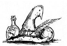 #20Things - unusual clothing   Raging Swan