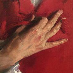 John Singer Sargent, hands.