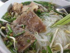 Hủ tíu Pate - Bến Tre http://yesvietnam.vn/am-thuc-viet/