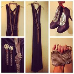 New Years Eve dress up @VanillaInVogue #fashion #dress
