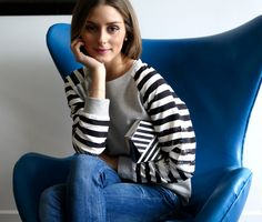 The Olivia Palermo Lookbook : What Would Olivia Palermo Do ?