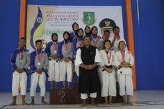 Kempo Kabupaten Bandung: Kempo Kab. Bandung Juara Umum Kejurda Jabar 2016