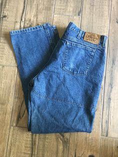 DRAGGIN JEANS men's Kevlar lined Motorcycle pants gear armor protection 36x32 #DragginJeans #MotorcycleJeans #Pants