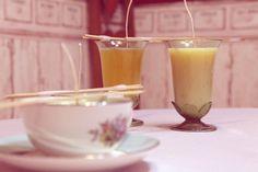 teacup candle DIY