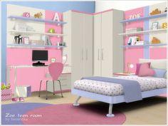 Teen room furniture teenage room furniture teenage beds teen bed best t Teen Room Furniture, Sims 4 Cc Furniture, Teenage Beds, Teenage Room, Sims 4 Mods, The Sims, Sims Cc, Sims 4 Bedroom, Bedrooms