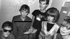 The B-52's - Dance This Mess Around (Live, 1979) - YouTube