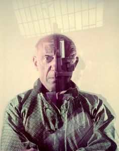 Pablo Picasso 1949 | LIFE With Picasso: Portraits of the Artist at Work and at Play, 1948-1967 | LIFE.com
