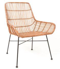 Soothe Rotan lounge chair honing - Leitmotiv
