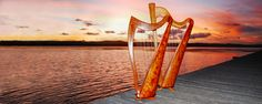 Lovely.  Birch Harps of Australia.
