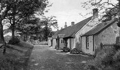 Tour Scotland Photographs: Old Photograph Fullarton Scotland