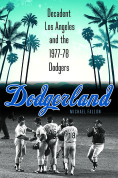 """An intriguing, often audacious tale that weaves in such iconic characters as John Wayne and Bob Marley, Tom Wolfe and Tommy Lasorda. In the eye of this cultural hurricane, for a moment or two, stood the 1977–78 Los Angeles Dodgers. Here is their story—deftly told.""—Tim Wendel, author of Castro's Curveball  #baseball #california #americanhistory"