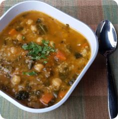 Alkaline Diet Recipe: Curry Bean Soup With Quinoa – Diet Recipes Alkaline Foods Dr Sebi, Alkaline Diet Plan, Alkaline Diet Recipes, Dr Sebi Recipes, Soup Recipes, Vegetarian Recipes, Cooking Recipes, Healthy Recipes, Vegetarian Italian