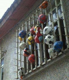 That's The House Next to Soccer Field  - Best funny, pics, humor, jokes, hilarious, quotes