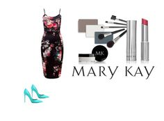 "Last night's star studded red carpet was filled with chic prints and pops of color! We suggest pairing this bold look with Mary Kay® True Dimensions® Lipstick in ""Sassy Fuchsia""."