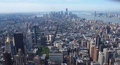 Hvor skal man bo i New York? - New York City Guide - Dansk - Mitzie Mee Central Park, The Rock, New York City Guide, Quelques Photos, Nyc, Empire State Building, San Francisco Skyline, New York Skyline, The Neighbourhood