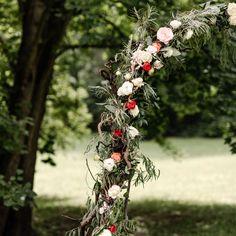 Wedding arch Arch, Wedding, Valentines Day Weddings, Longbow, Weddings, Wedding Arches, Marriage, Bow, Arches