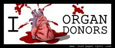 organ donor essays
