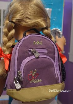 fbb3a7bb2348 13 Best School Supplies for American Girl Dolls images in 2019 ...